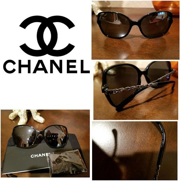 4d8cfac66e CHANEL Accessories - Chanel Sunglasses